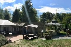TCR Clubhaus panorama